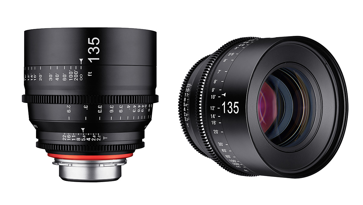 XEEN 135mm T2.2 Cine Teleobjektiv