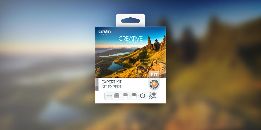 Cokin CREATIVE Filter Kits 2016