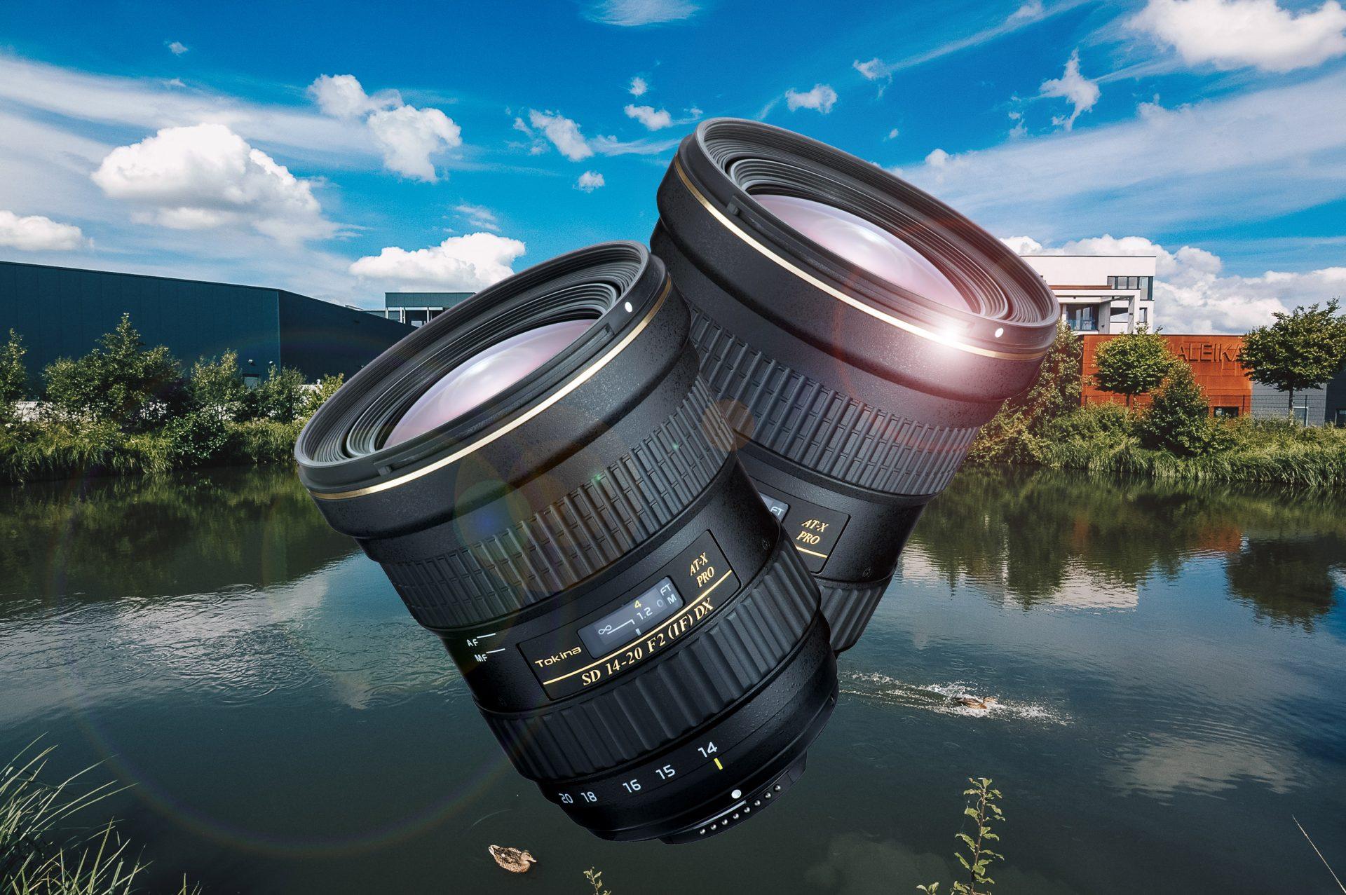 Ideal für die Landschaftsfotografie