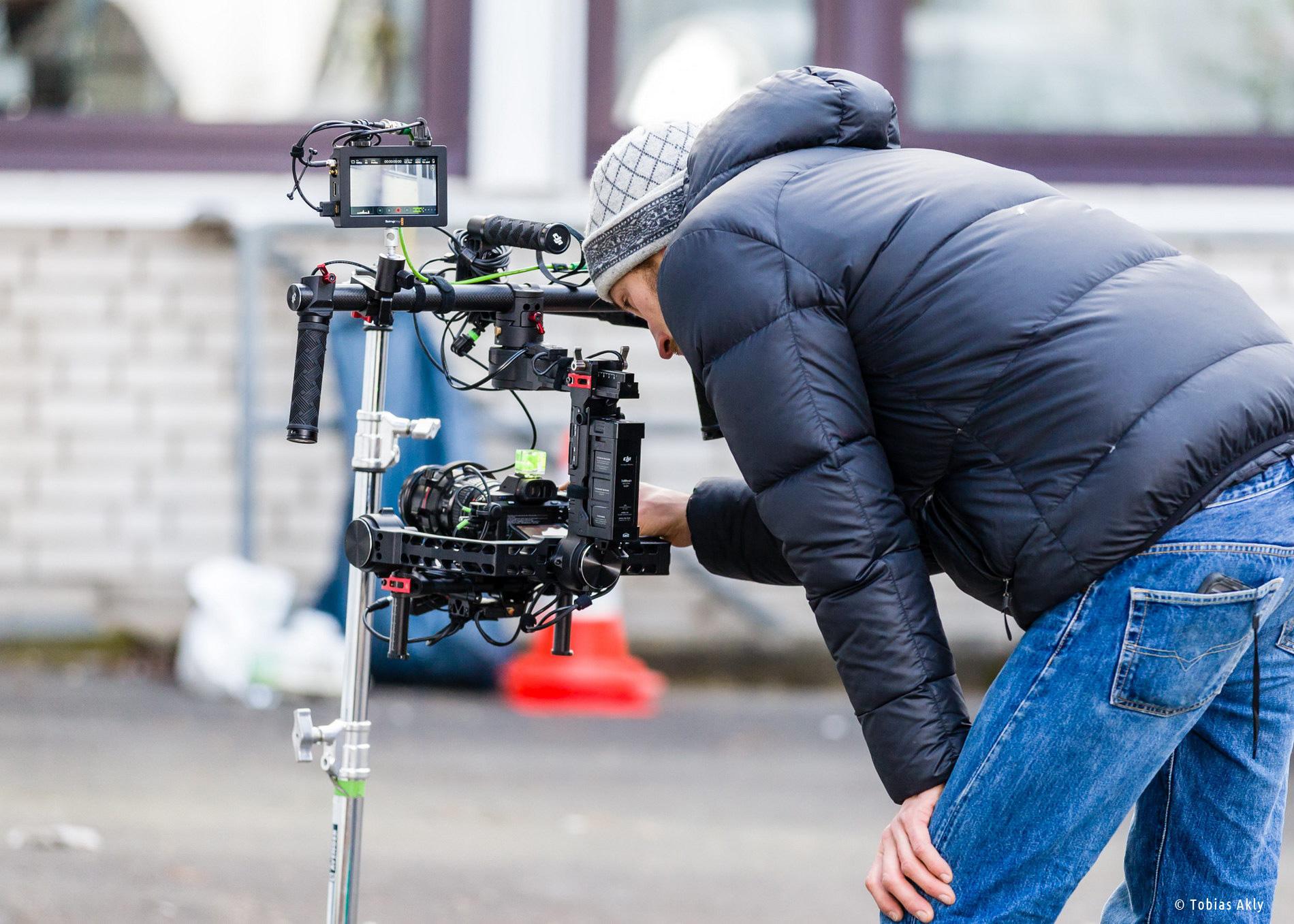 HapaTeam Broadcasting Filmemacher Filmen