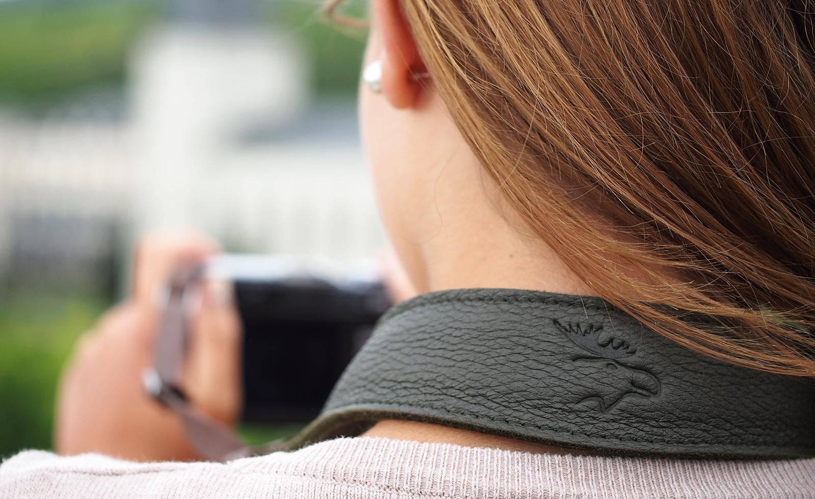 Eddycam Kameragurt für Filmer