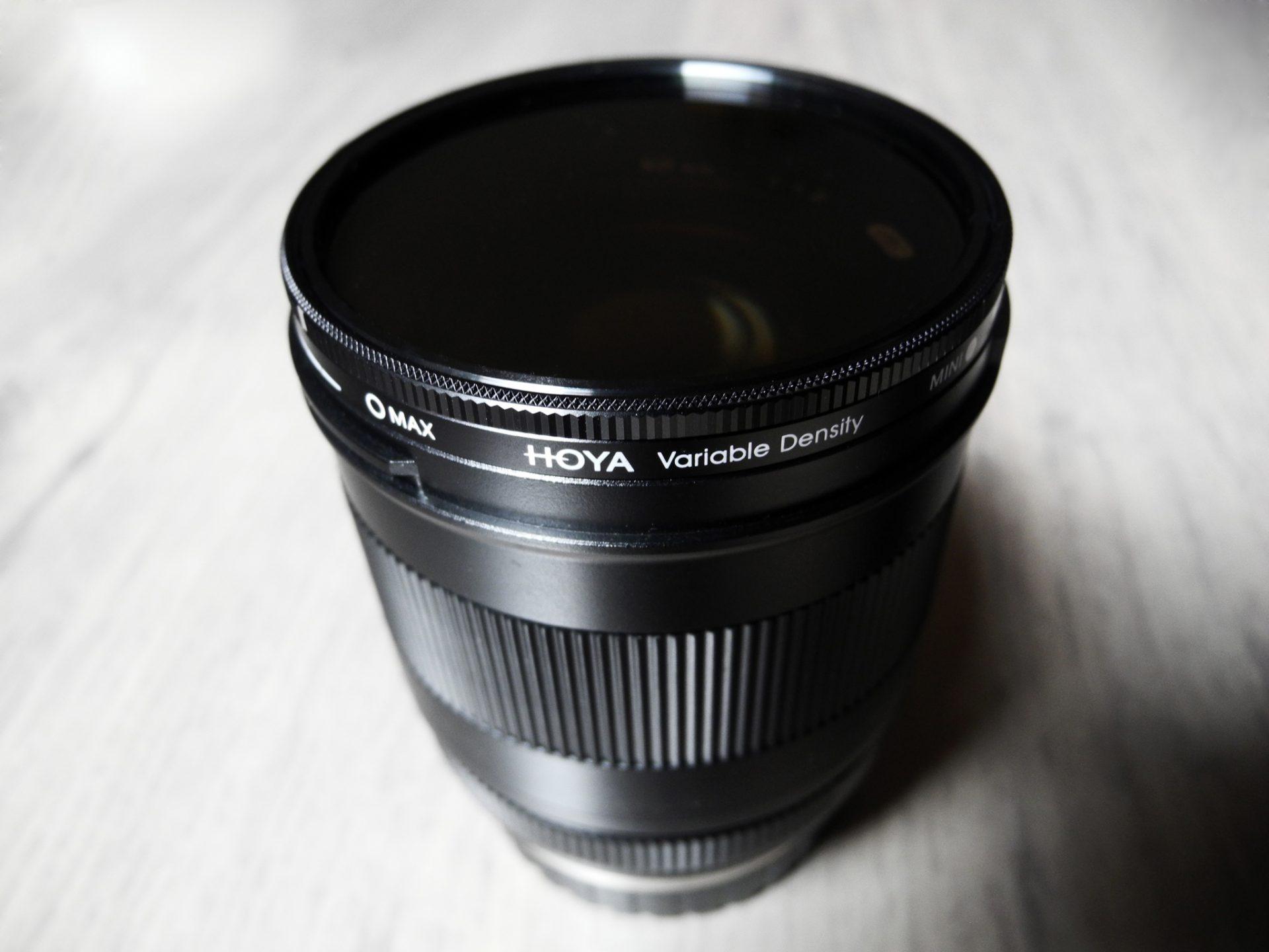 Hoya ND Filter