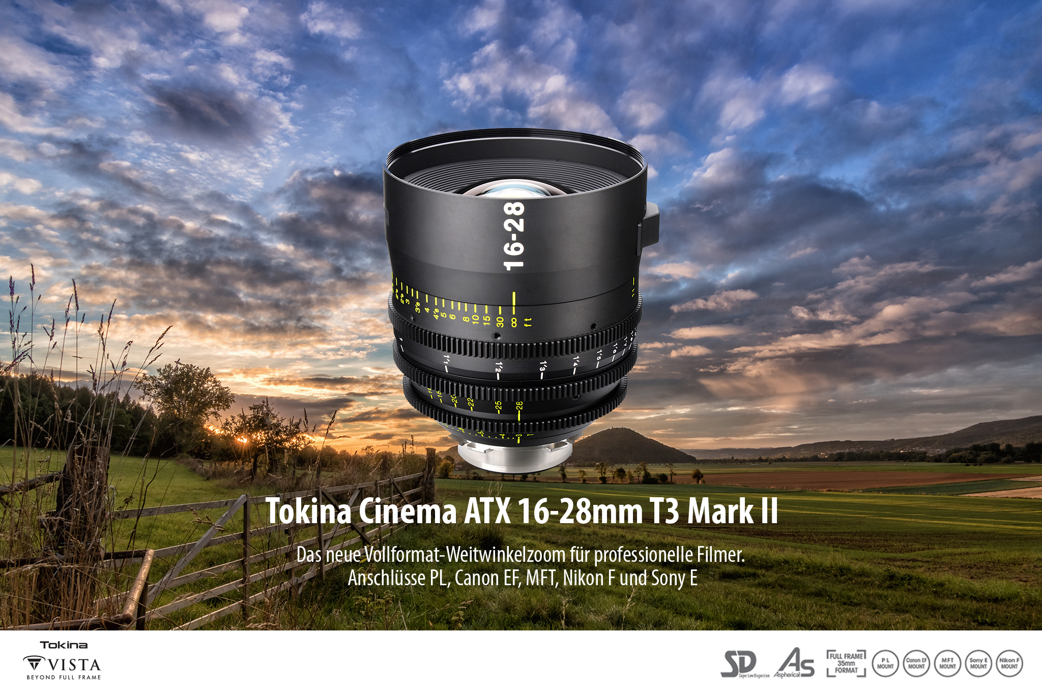 Das neue Tokina Cinema ATX 16-28mm T3 Mark II - Hapa-Blog