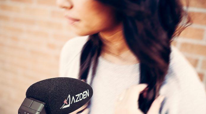 Azden SMX-30 Mikrofon für anspruchsvolle Filmer