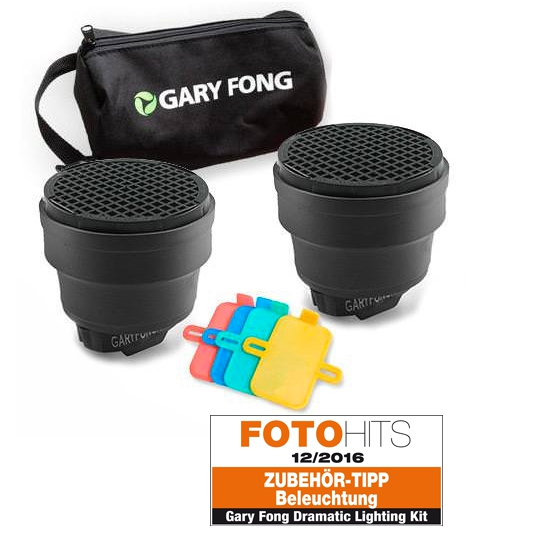 Gary Fong Dramatic Lighting Kit für Fotografen