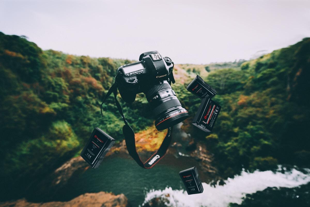 BERENSTARGH - ein führender Anbieter im Bereich Kamera-Akkus