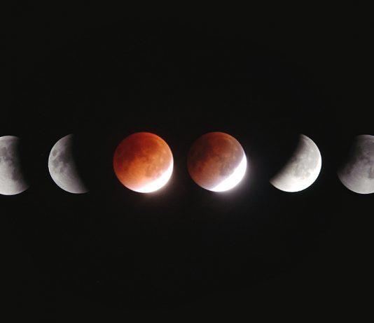 Seltenes Schauspiel: Jahrhundert-Mondfinsternis am 27. Juli 2018