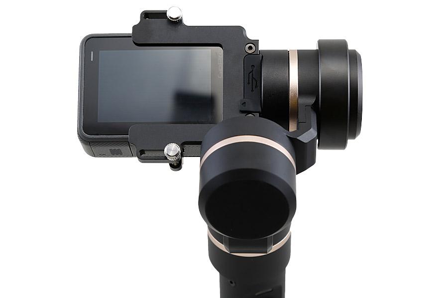 Filmen und Fotografieren ohne zu verwackeln: Gimbals mit hoch-sensiblen Bürstenmotoren.