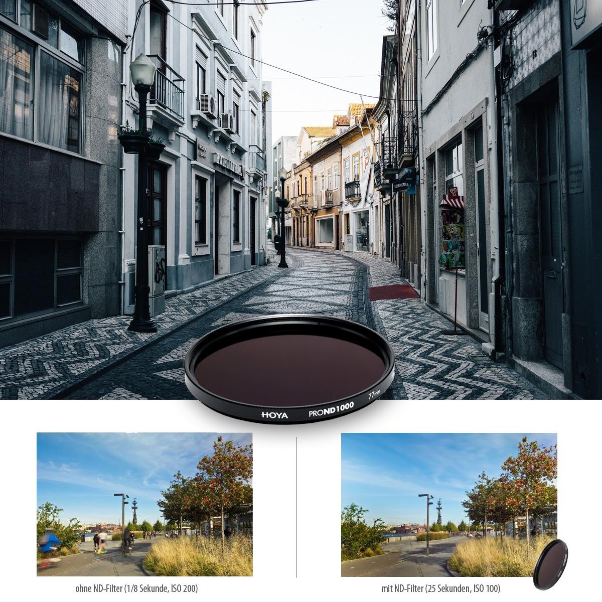 Menschen, Fahrzeuge oder andere bewegliche Elemente aus Fotos entfernst, ganz ohne Photoshop