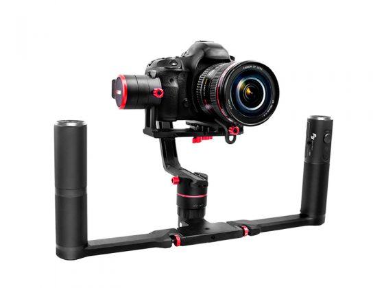 Für DSLR- und DLSM-Kameras sowie Camcorder bis 2kg Gewicht