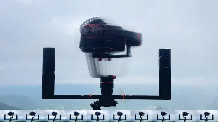 Ideal für Zeitraffer-Aufnahmen (Time-lapse)