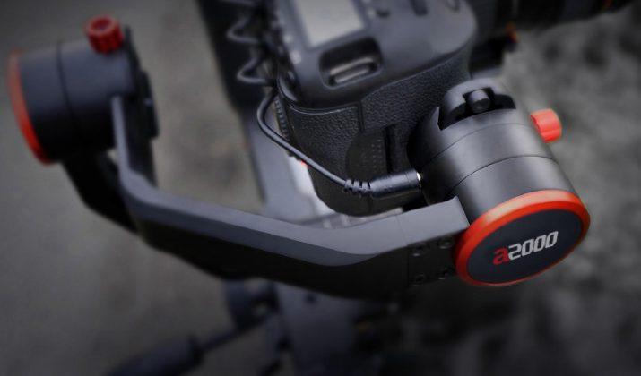 Kompatibel mit aktuellen Kamerameodellen, wie Canon 5D Mark 3 & 4, Sony Alpha Serie, Fuji X-Serie, Panasonic GH5 u.v.m.