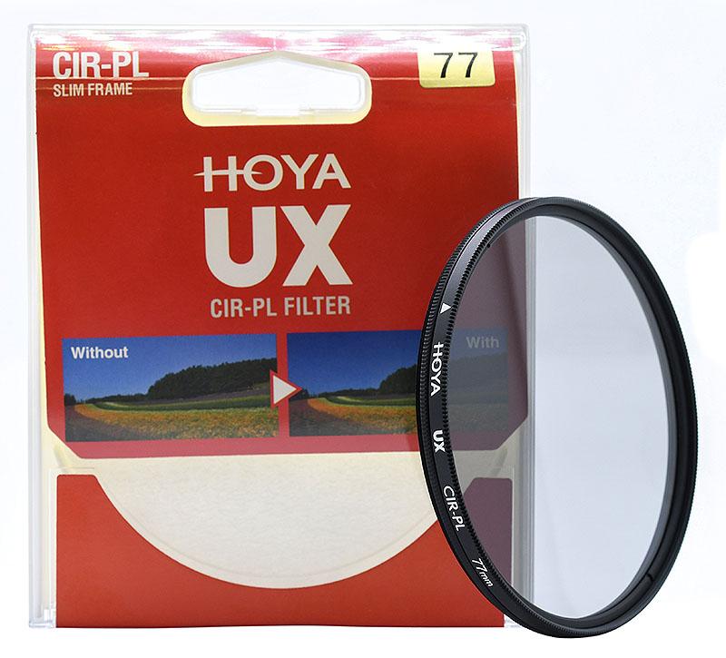 HOYA UX CIR-PL - für optimale Farbwiedergabe und Reflexunterdrückung