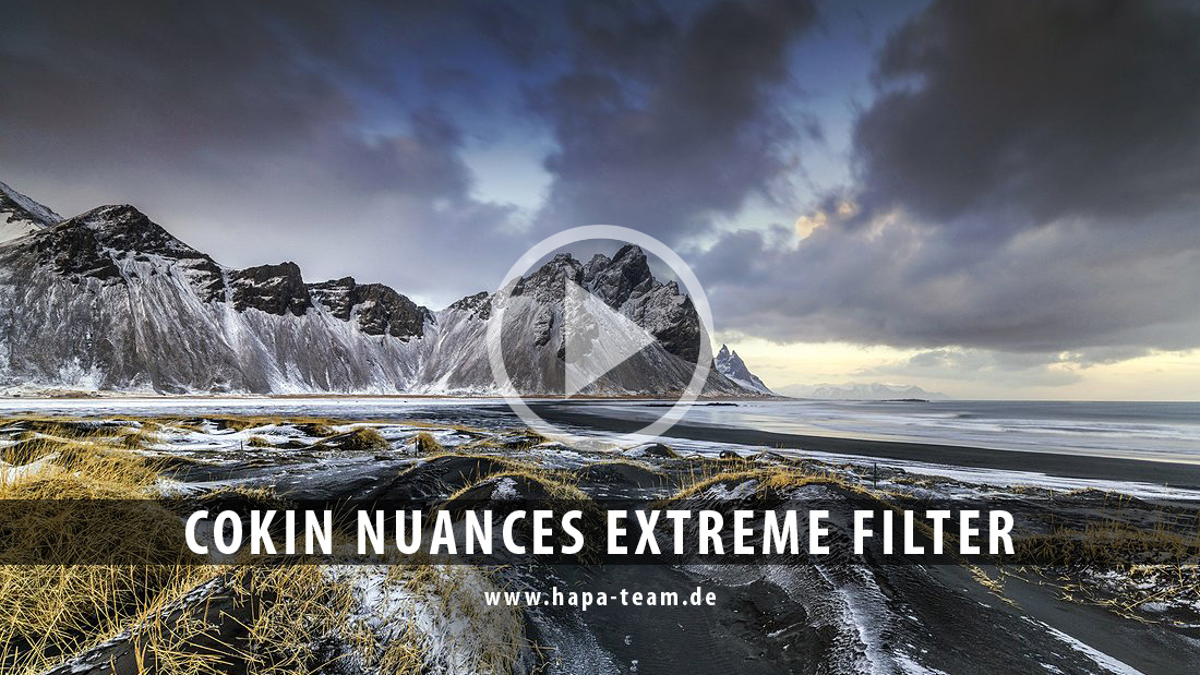 Die neuen Cokin NUANCES Extreme Filter im Video
