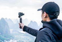 Das neue FeiyuTech G6 Actionkamera-Gimbal