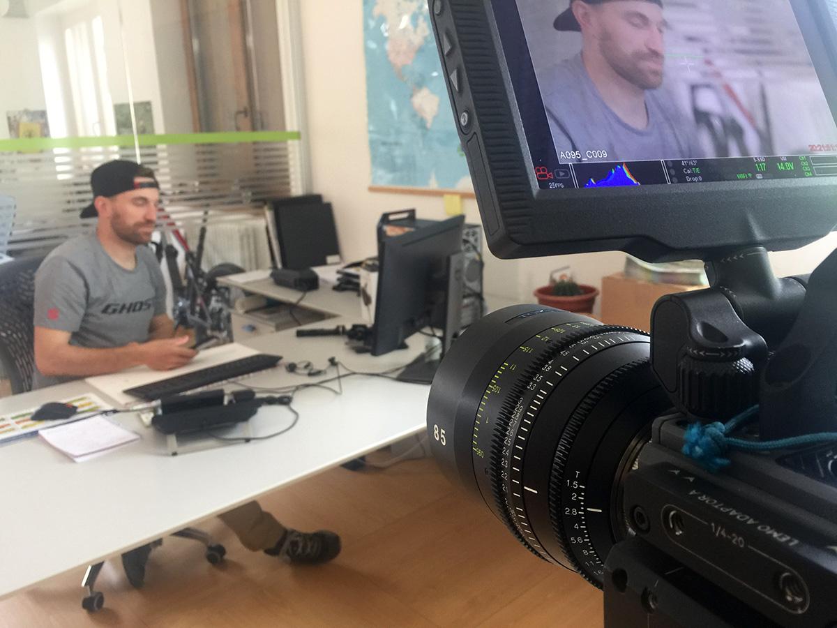 Making-of mit Tokina Cinema Objektiven