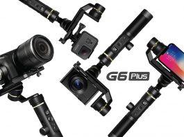 Das neue FeiyuTech G6 Plus Gimbal