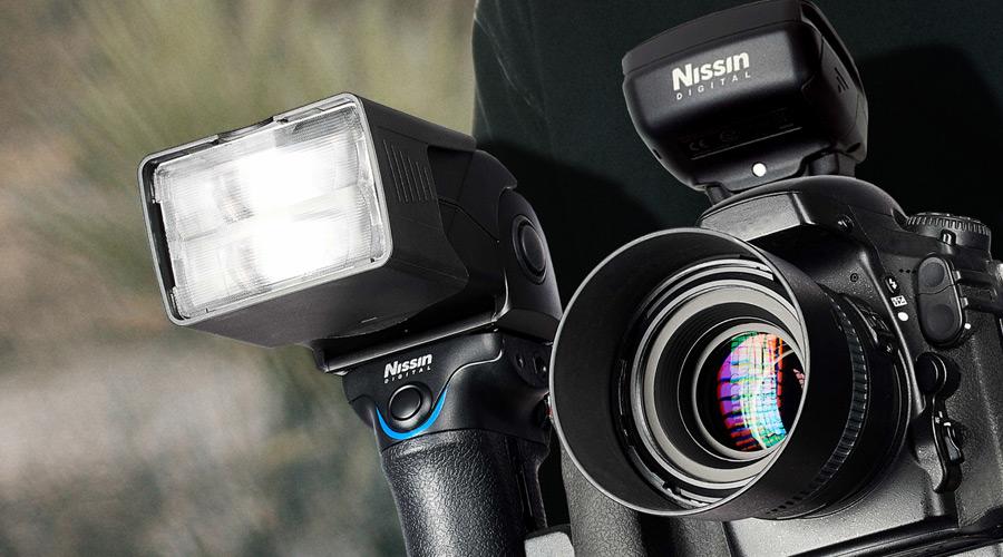Spezial-Tipp für Fotografen mit höchsten Ansprüchen: Nissin MG10 Blitz
