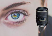Porträtfotografie mit Makroobjektiv