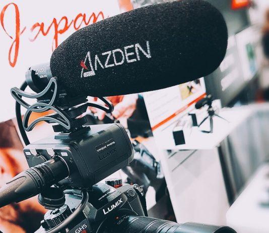 Azden SGM-250CX Cinema Mikrofon