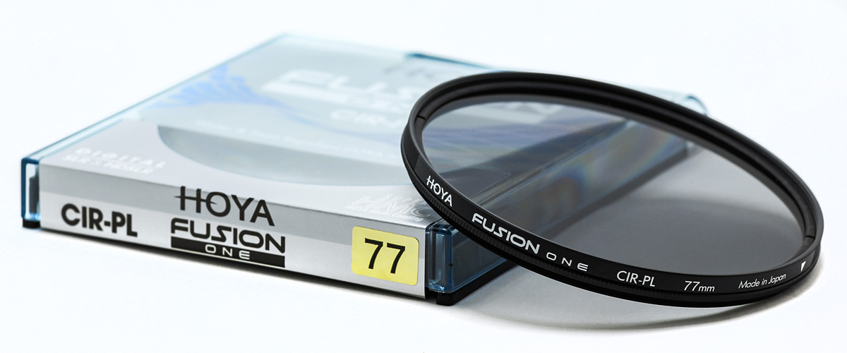 Die neuen HOYA Fusion ONE CIR-PL Filter