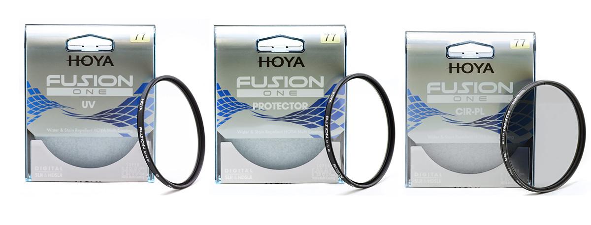 HOYA Fusion ONE - mit neuer schmutz- und wasserabweisenden Beschichtung