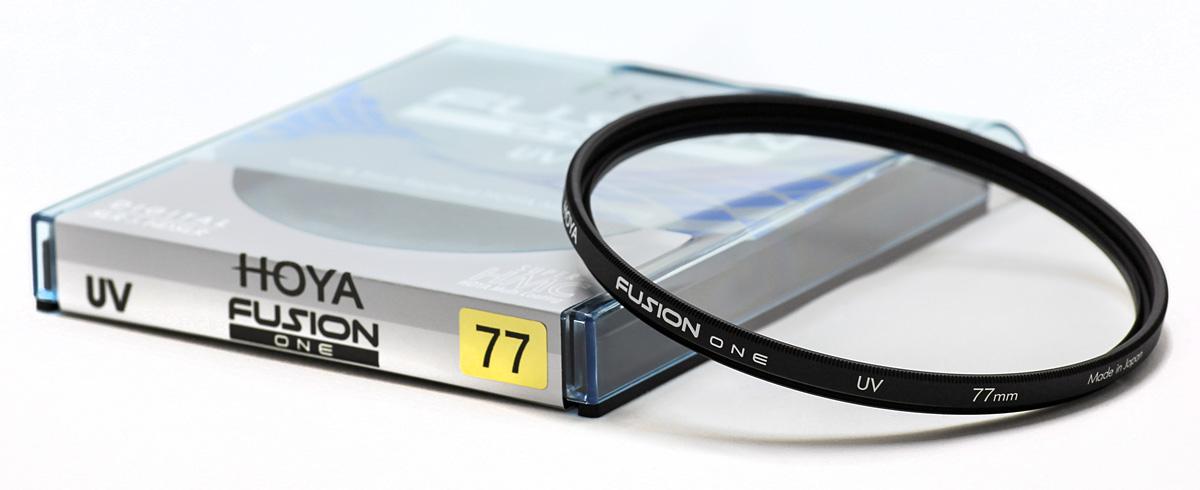 Die neuen HOYA Fusion ONE UV Filter
