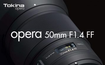 Das neue Tokina opera 50mm F1.4 Objektiv