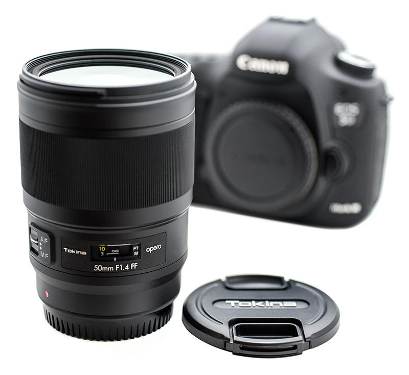 Optimiert für moderne High-End-DSLR-Kameras von Canon und Nikon