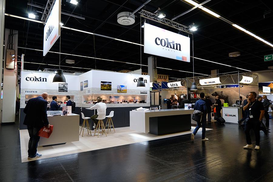 Cokin Filter und Zubehör auf der photokina 2018