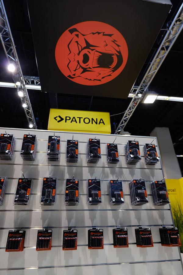 Berenstargh Akkus und Ladegeräte auf der photokina 2018