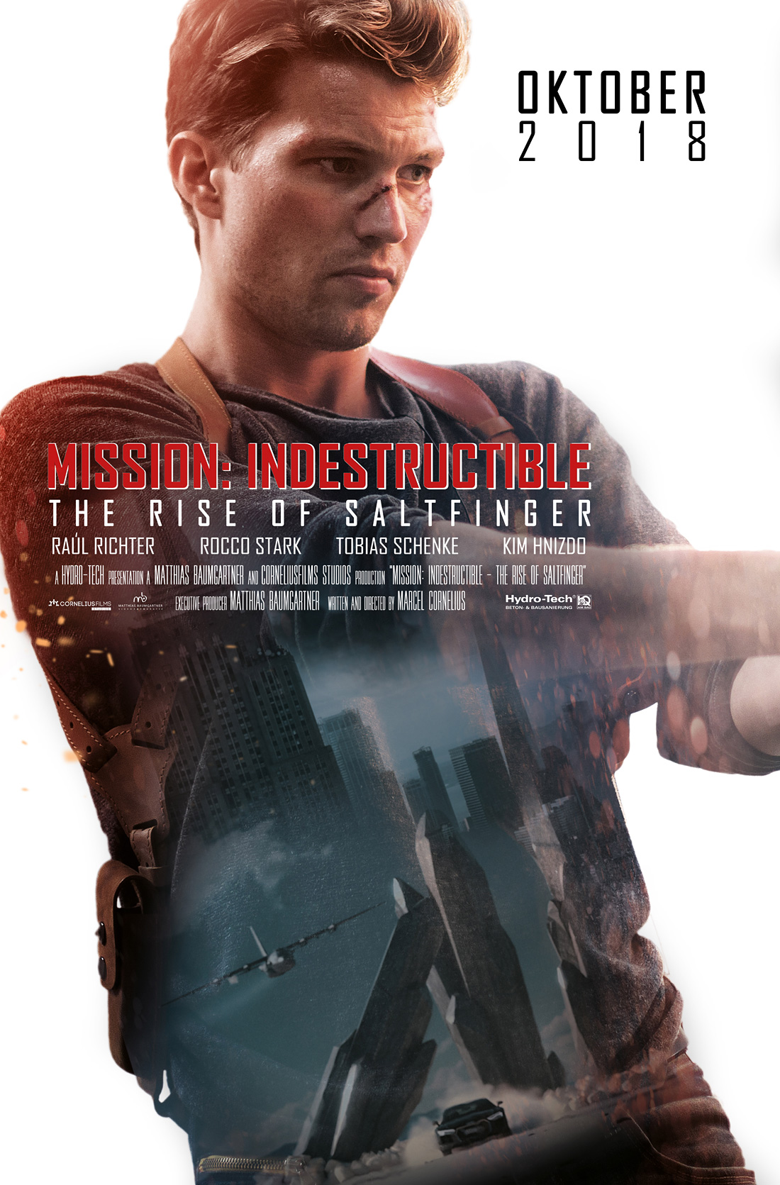 Mission Indestrucible – The Rise of Saltfinger