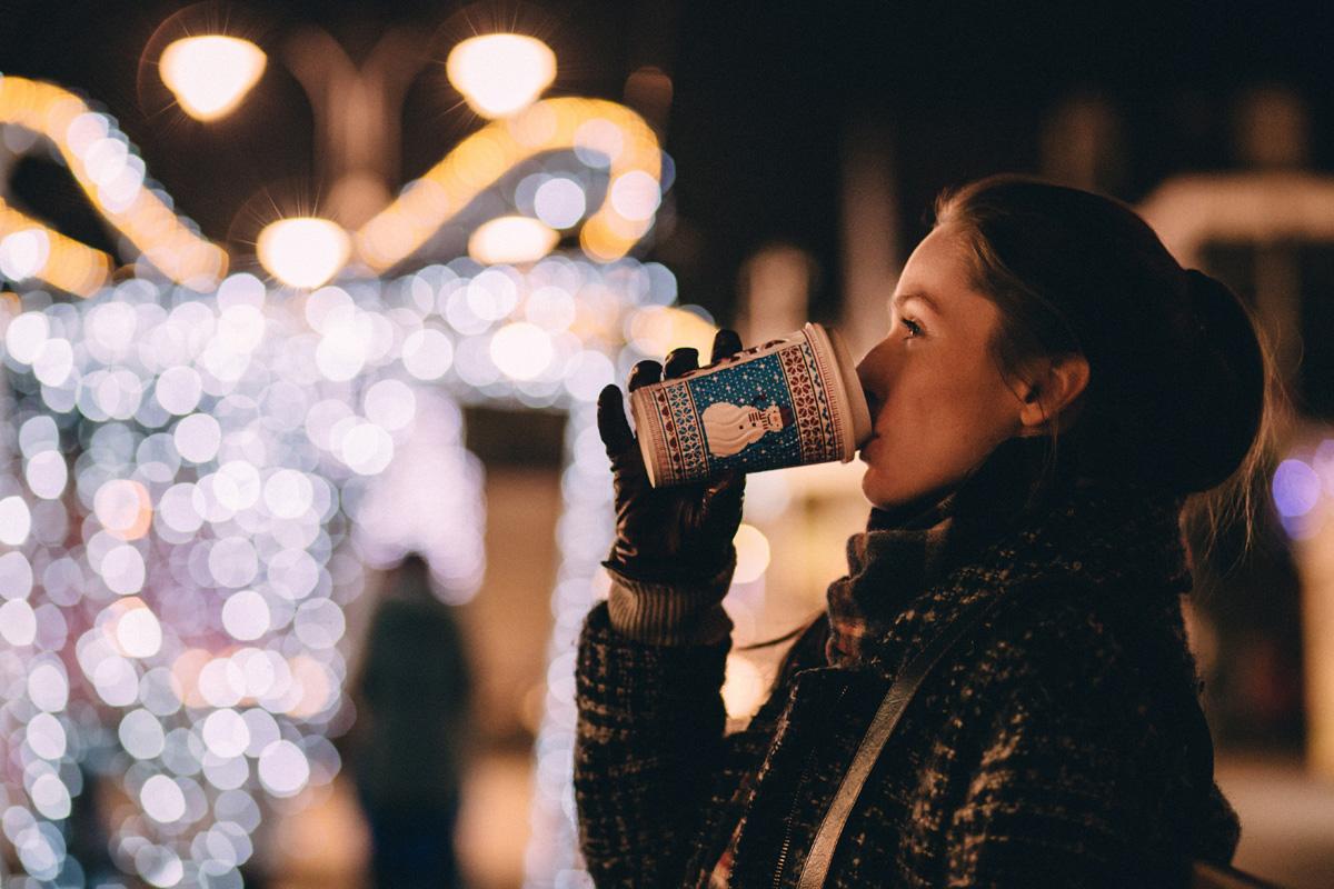 Perfekt belichtete Bilder auch unterm Weihnachtsbaum und auf dem Weihnachtsmarkt