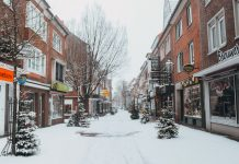 Fotografieren im Schnee mit Filtern