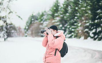 Wie dir Filter beim Fotografieren im Schnee helfen