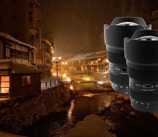 Das neue Tokina opera 16-28mm F2.8 FF Ultraweitwinkel-Zoomobjektiv