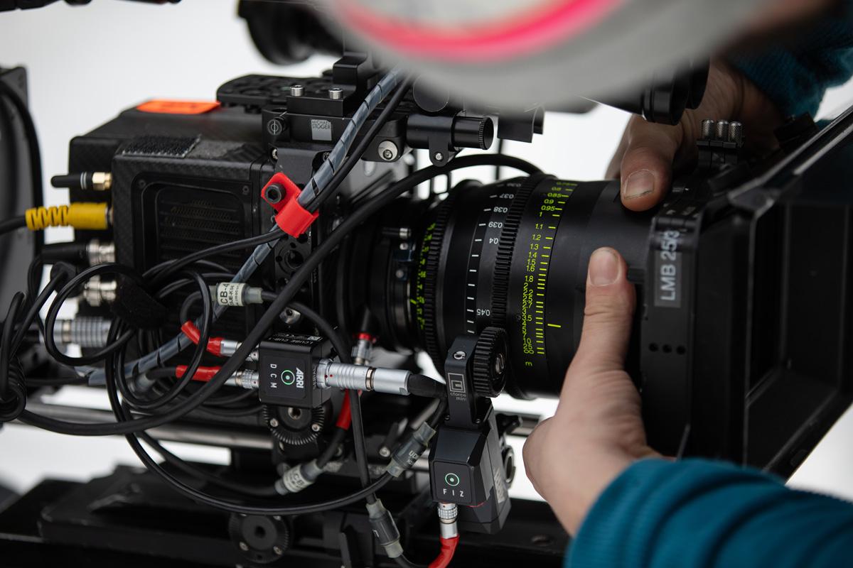 Objektivwechsel: Tokina Vista Prime Cinemaobjektive Prime