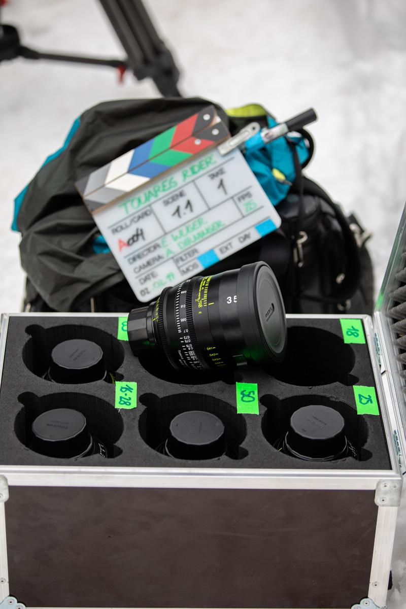 Tokina Vista Cinema Prime Objektive