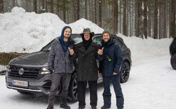 Behind the Scenes: Dreh des neuen VW Touareg Werbespots mit Tokina Vista Prime Objektiven