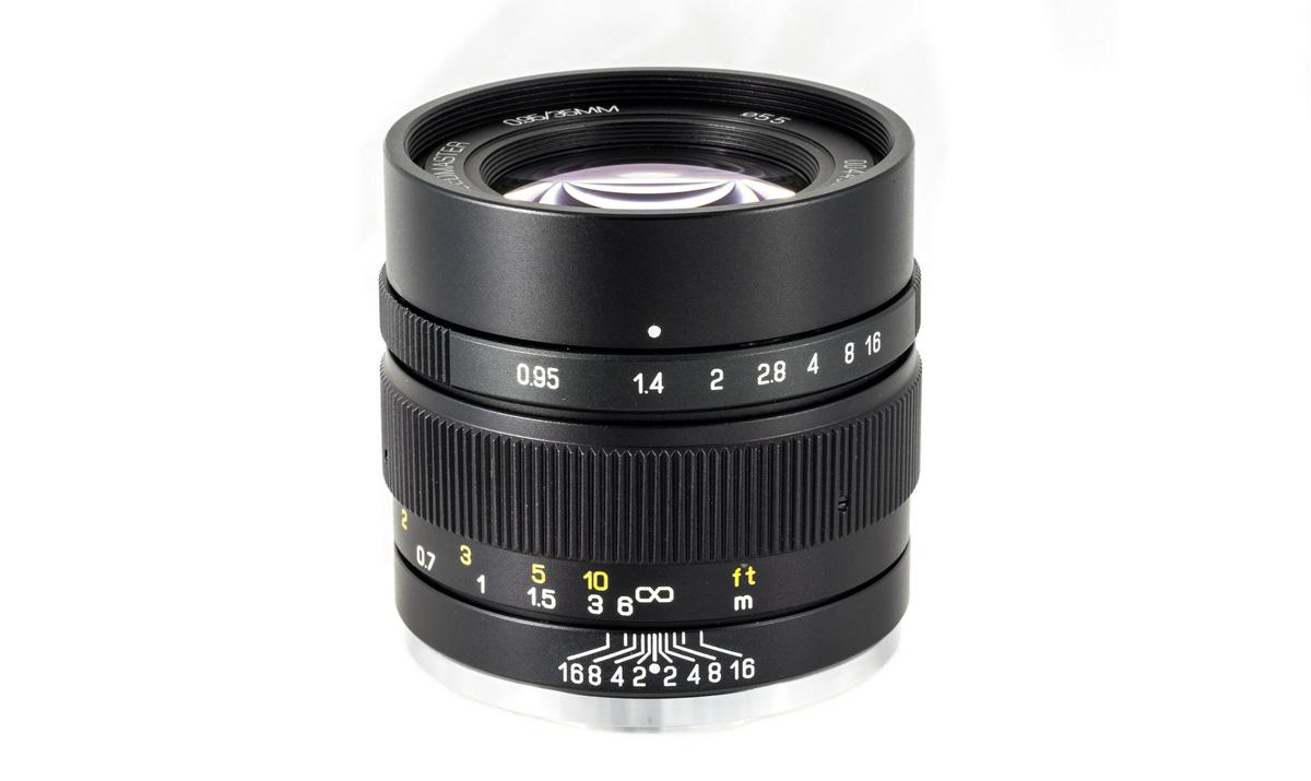 Mitakon Speedmaster 35mm f/0.95