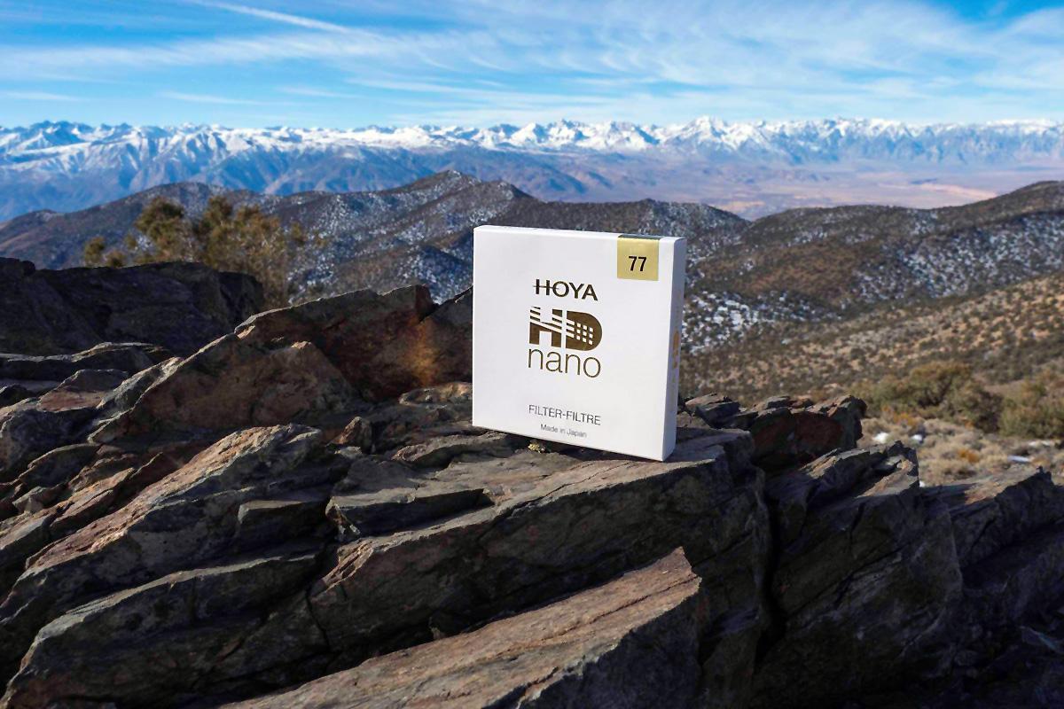 Hoya HD Nano Filter