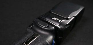 Der neue Nissin MG8 Stabblitz für spiegellose Kameras