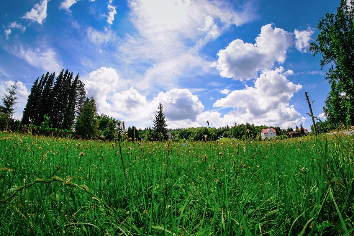 Landschaftsfotografie mit Meike Fisheyeobjektiv