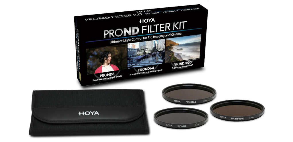 Hoya ProND Filter Kit