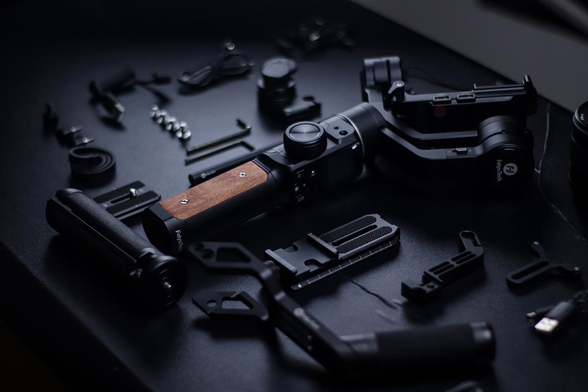 FeiyuTech AK2000s Gimbal