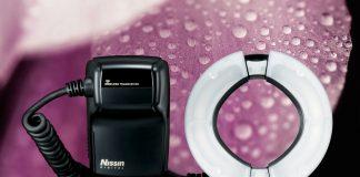 Nissin MF18 Ringblitz für Sony für die ambitionierte Makrofotografie