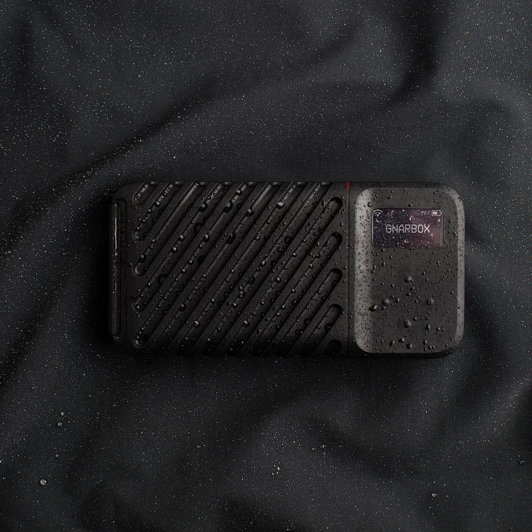 GNARBOX 2.0 SSD – die robuste, ultraschnelle Backup-Lösung für professionelle Fotografen und Filmer