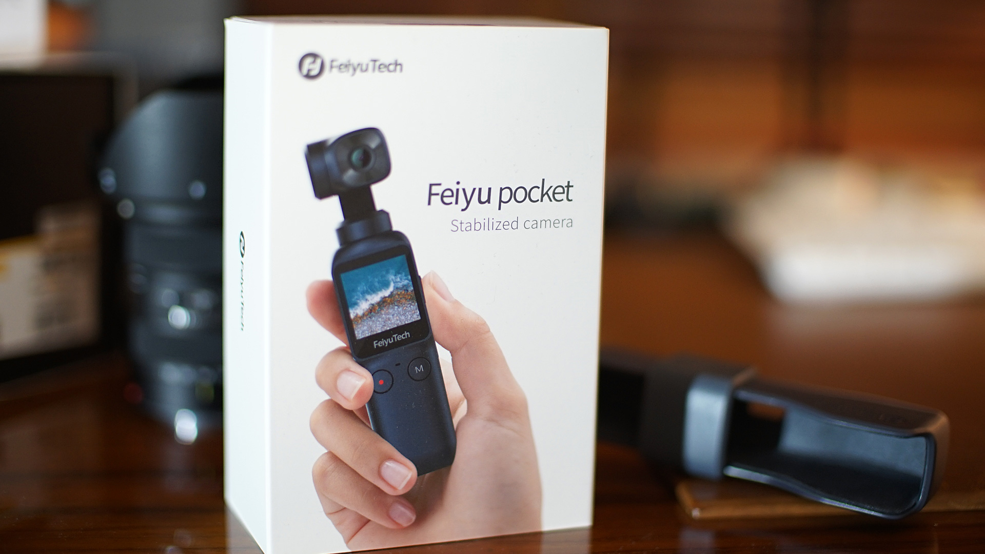 FeiyuTech Feiyu Pocket Gimbal Features