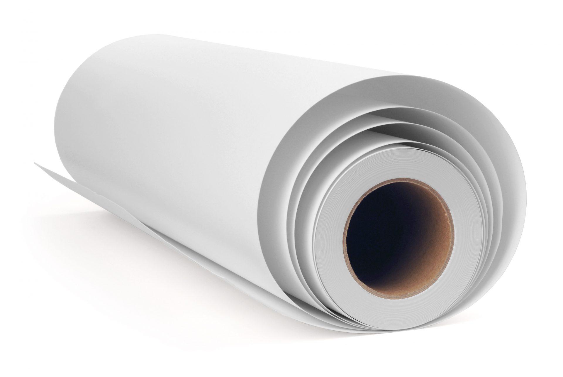 Das Moab Fotopapier ist auch in Form von Papierrollen für Plotter erhältlich
