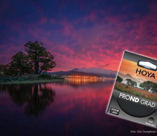 HOYA PROND GRAD Mischverlaufsfiltern für Fotografen und Filmer